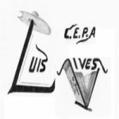 Logo CEPA Luis Vives